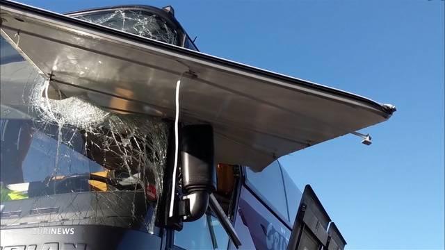 Acht Verletzte bei Car-Unfall in Altmatt