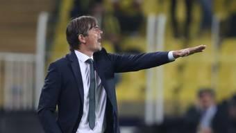 Phillip Cocu ist neuer Trainer von Derby County
