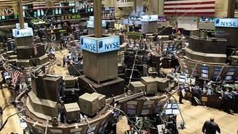 Schlechte Stimmung an der US-Börse (Archiv)