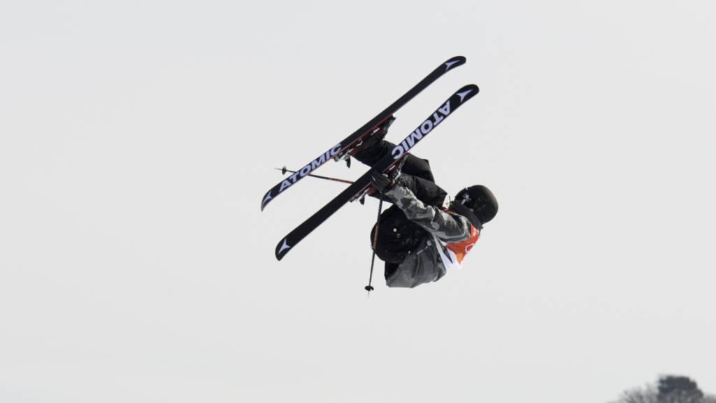 Big Air Chur als Startschuss für die Freestyler