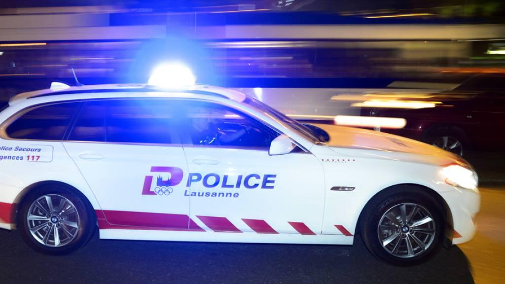 Streit in Lausanne endet mit einem Toten und einem Verletzten