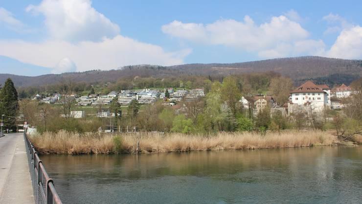 Die Gemeinde Biberstein.