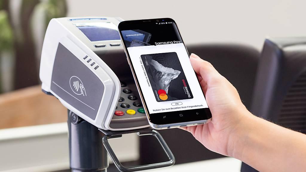 Neu geht bei Postfinance auch Samsung Pay (Symbolbild).