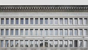 Schweizerische Nationalbank mit hohem Gewinn: Der Kanton Solothurn profitiert mit doppelter Gewinnausschüttung. (Archivbild)
