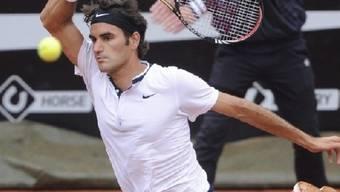 Federer will in Estoril Sand-Praxis sammeln