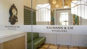 Baumann & Cie baut sich um