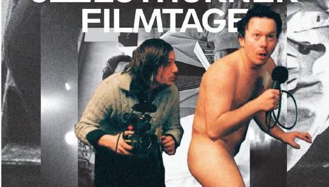 Das Hauptplakat der Filmtage: «Der nackte Mann»