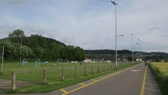 Der FC Muhen will sein Fussballfeld vergrössern. Nach einem Referendum kommt es am 10. Februar zur Urnenabstimmung.