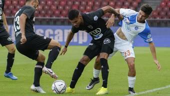 Fussball, Challenge League, GC - FC Aarau (19.6.20)
