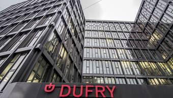 Das Schlusssquartal lief beim Dufry-Konzern, der Läden an Flughäfen betreibt, wieder etwas besser. (Archivbild)