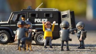 2019 sorgten skurrile und kuriose Polizeimeldungen für Aufsehen.