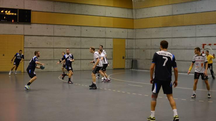 Nach Einsiedeln will der HC Dietikon-Urdorf auch der SG Pilatus wichtige Punkte abknöpfen.