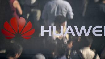Der chinesische Konzern Huawei ist in den Fokus der US-Justizbehörden geraten. (Symbolbild)