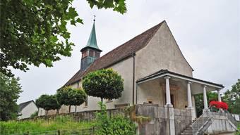 Soll weiterhin frei bleiben: Kirche und Pfarrhaus in Starrkirch-Wil.