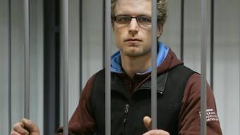 Amnestiert: Greenpeace-Aktivist Marco Weber.