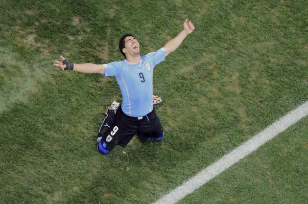Matchwinner Luis Suarez