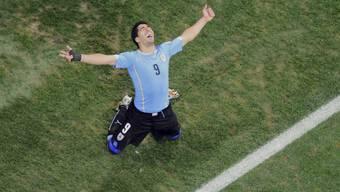 Uruguay-England: Die Bilder