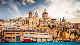 Bestens gesichert: Erobert werden konnte Valletta nie. Heute ist die Hauptstadt von Malta Unesco-Welterbe – und eine der beiden europäischen Kulturhauptstädte 2018.