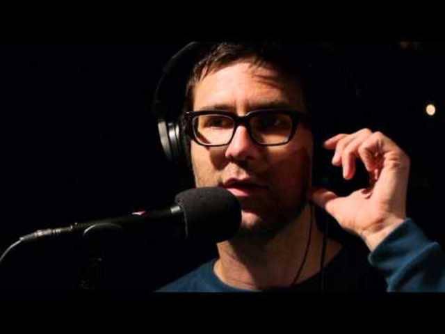 Jamie Lidell live beim amerikanischen Radiosender KEXP