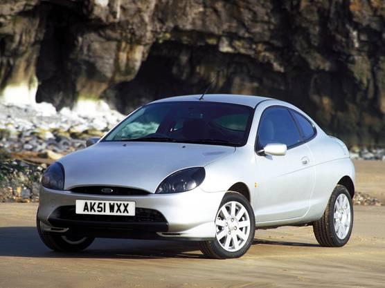 Ford Puma (1999).