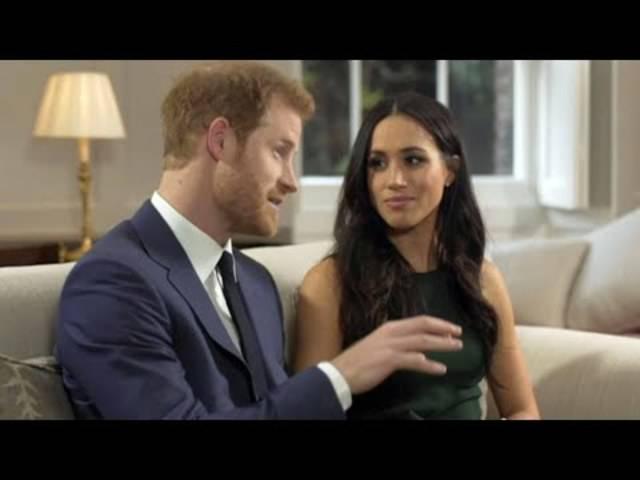 Prinz Harry und Meghan Markle heiraten – Schlüsselmomente vom ersten Interview
