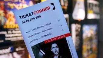 Der Ansturm auf Tickets ist oft enorm: Bei beliebten Konzerten gehen auf den Ticketcorner-Servern in der ersten Minute bis zu 150 000 Anfragen ein. (Archiv)