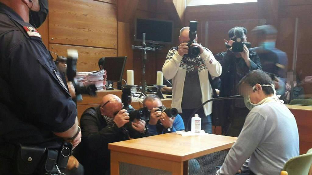 Mutmasslicher Doppelmörder bestreitet in Österreich zweite Tat