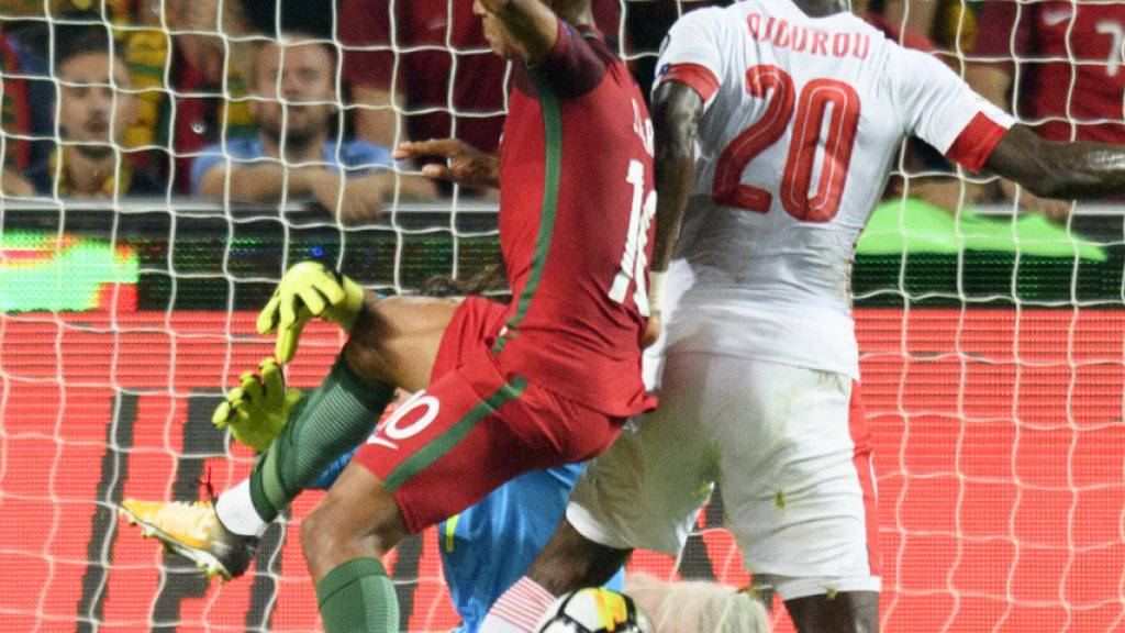 Djourous Eigentor gegen Portugal