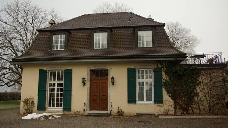 Das Pfarrhaus in Subingen ist verwaist. Niemand öffnet die Türen. Pfarrer A. W. sitzt seit Mitte Dezember in Untersuchungshaft im Kanton Zürich.