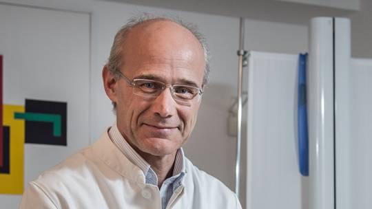Jürg Lareida Präsident Aargauer Ärzteverband: «Es geht gar nicht, dass die IV Aargau in ein Gutachten eingreift und Änderungen verlangt.»