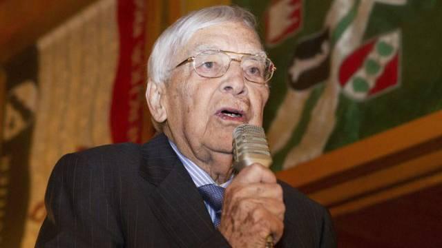 86-jährig verstorben: Marc-André Houmard (Archiv)