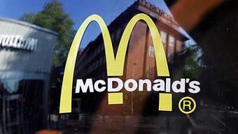 McDonalds-Fast Food ist beliebt (Archiv)
