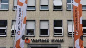 Das Immobilienunternehmen Warteck Invest hat 2017 den Gewinn um 8,7 Prozent auf 16,4 Millionen Franken gesteigert. (Symbolbild)