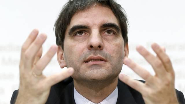 Nach ihm ist der Expertenbericht benannt: Aymo Brunetti