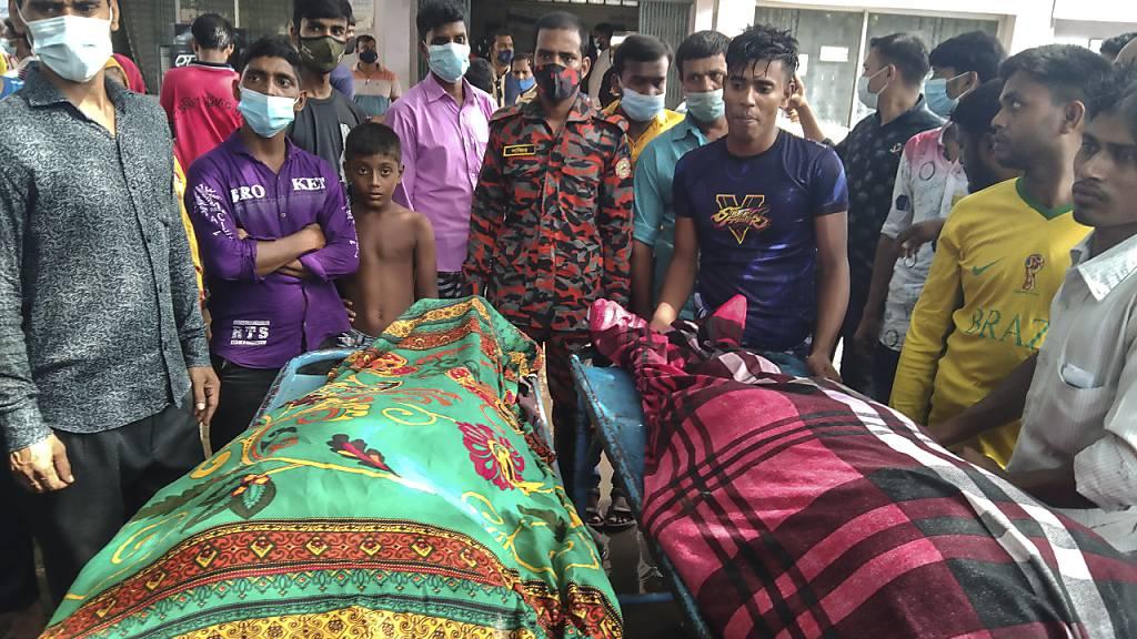 Bangladesch: 15 Hochzeitsgäste sterben bei Blitzeinschlag