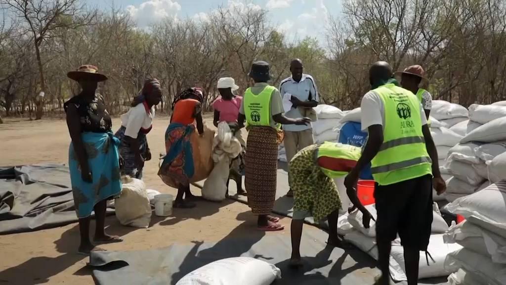 Friedensnobelpreis geht an Hunger-Hilfswerk