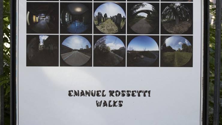 «Walks» von Emanuel Rossetti.