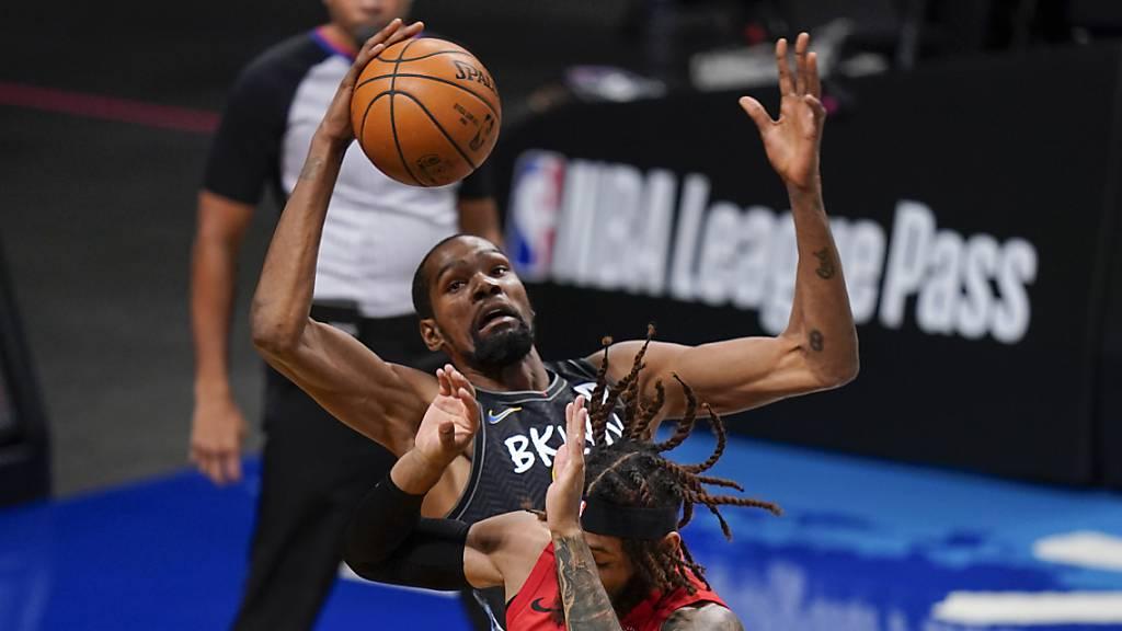 Verwirrung um Kevin Durant