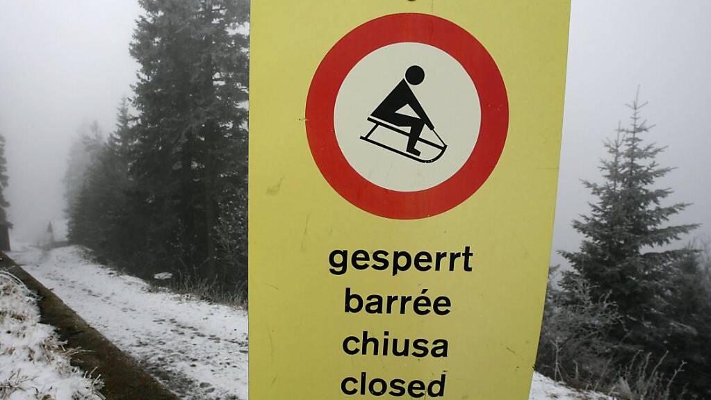Verbote und Einschränkungen führen bei der Nidwaldner Tourismusbranche zu trüben Aussichten. (Symbolbild)