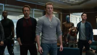 """Der Film """"Avengers: Endgame"""" ist weltweit ein Kassenschlager. (Archivbild)"""