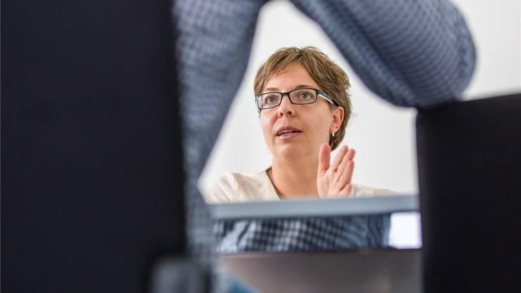 Europa-Kennerin Stefanie Walter: «Warnungen von aussen werden oft als Einmischung in nationale Angelegenheiten gesehen.»Fabio Baranzini