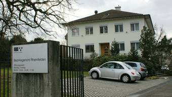 Das Bezirksgericht Rheinfelden hatte am Montag einen kuriosen Fall zu bearbeiten.