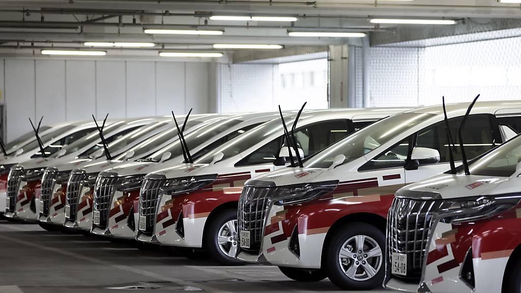 Toyota vervielfacht Gewinn - Ausblick bekräftigt