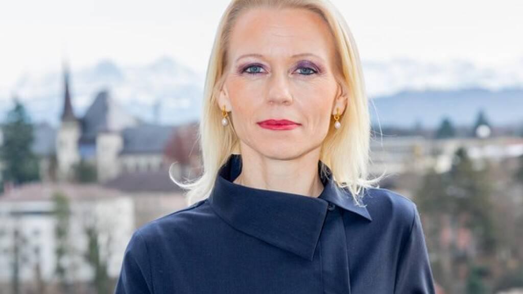 Die Aargauer Nationalrätin Lilian Studer soll neue EVP-Präsidentin werden.