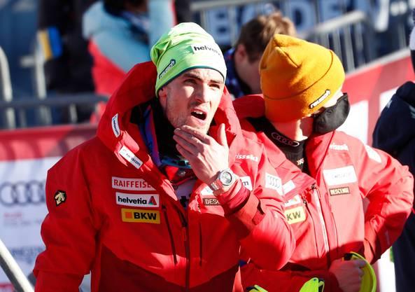 Daniel Yule war mit seinem Rennen am Sonntag nicht restlos zufrieden.