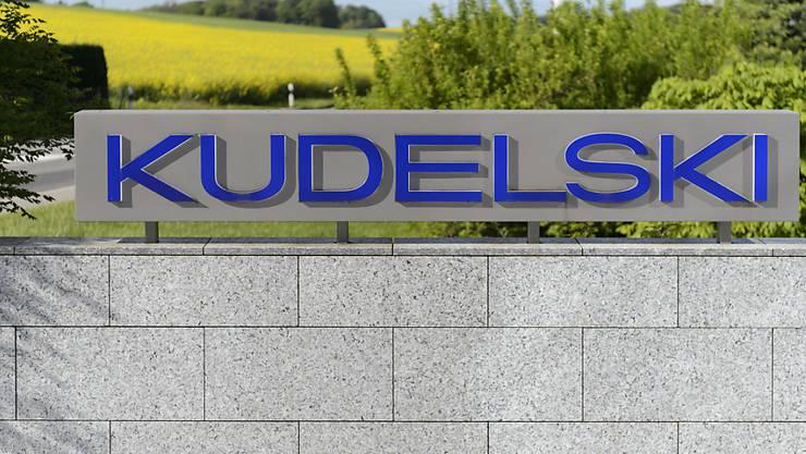 Das Westschweizer Unternehmen Kudelski befindet sich in einer Umbauphase (Archivbild).