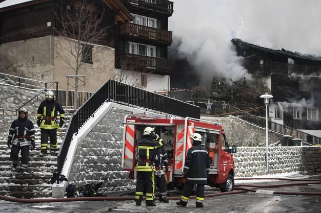 Verletzt wurde niemand, fünf Personen mussten evakuiert werden