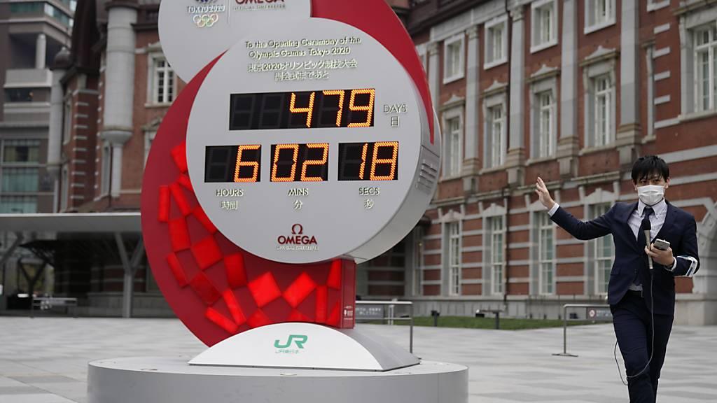 Olympia-Qualifikation endet am 29. Juni 2021