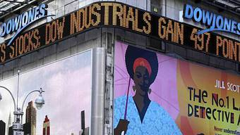 Hoffnung beflügelt Wall Street
