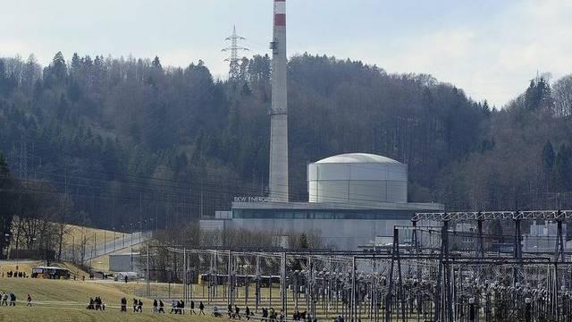 Das Atomkraftwerk Mühleberg soll ausser Betrieb genommen werden